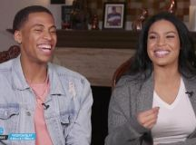 Jordin Sparks and Dana Isaiah Expecting a Baby Boy: 'We Love Him So Much Already' images 0