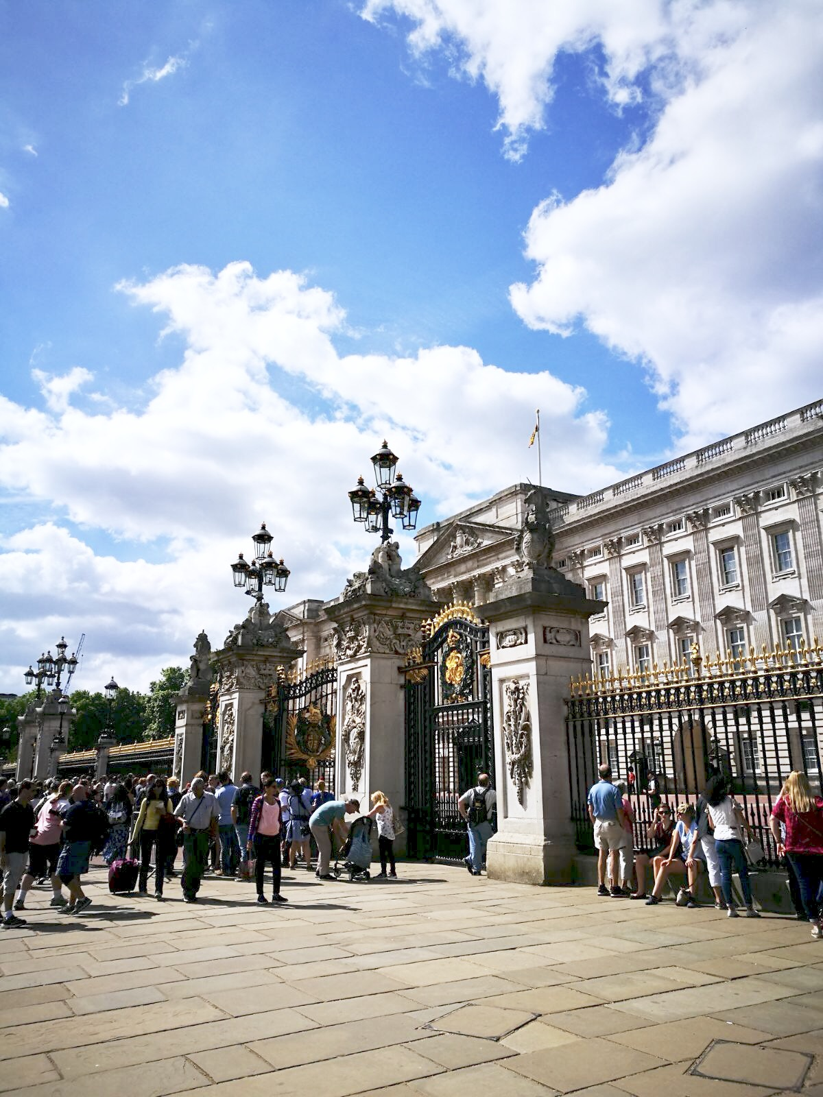 Buckingham Palace, London, Tourist, London Day Trip