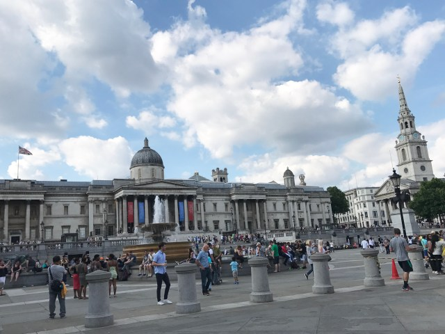 National Gallery, London, Tourist, London Day Trip