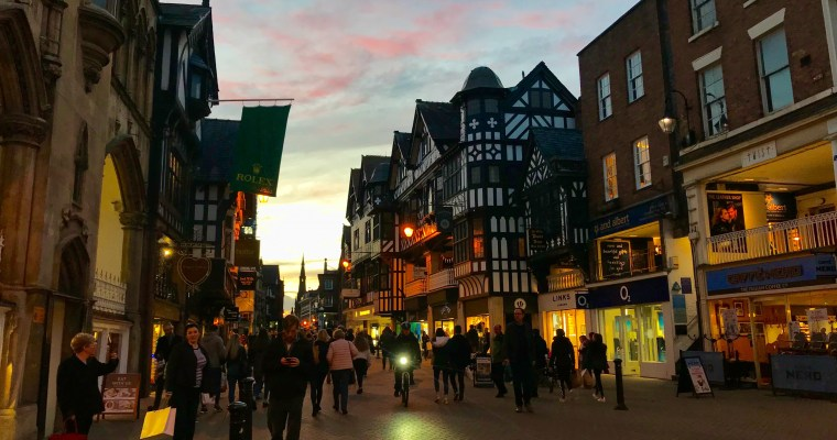 Nightlife in Chester