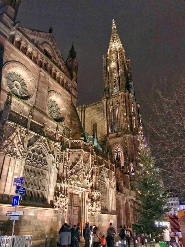 Strasbourg Notre Dame Cathedral