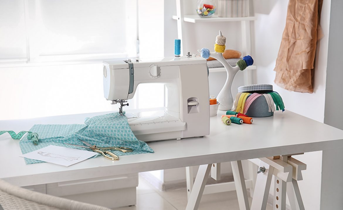 how to create a craft or sewing room timea harisova