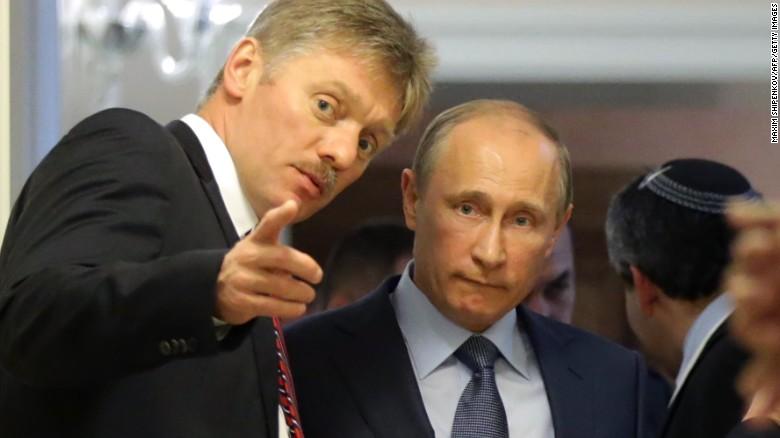 Richard Mille Watch Gets Putin's Press Secretary in Hot Water