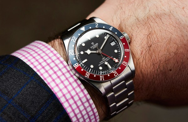 VIDEO: The Tudor Heritage Black Bay GMT is a contender for ...