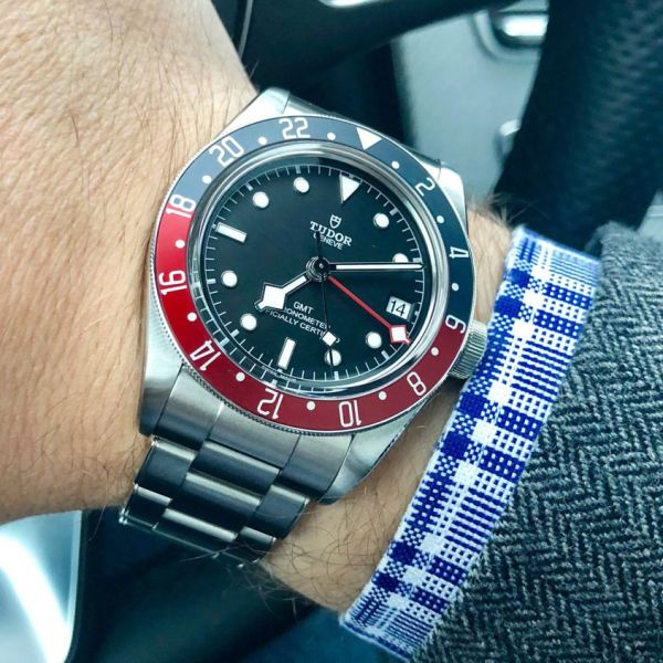 MY MONTH WITH: The Tudor Black Bay GMT | Time and Tide Watches