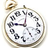 21 Jewel Illinois Bunn Special Pocket Watch Dial