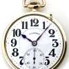 21 Jewel Illinois Bunn Special Pocket Watch Dial