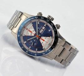 Steinhart-Racetimer-Blue