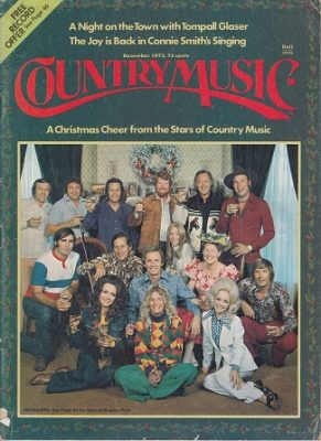 COUNTRY MUSIC 1973