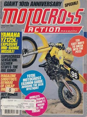 Motocross Action 1984