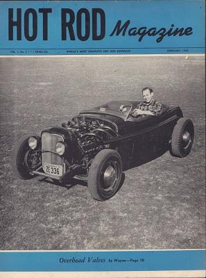 HOT ROD 1948