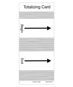 ATT310 Totalizing Card