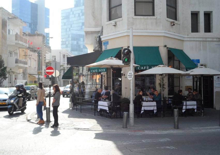 Cafe Noir Tel Aviv Israel