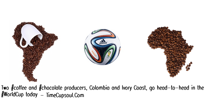 World Cup Producing Countries Match