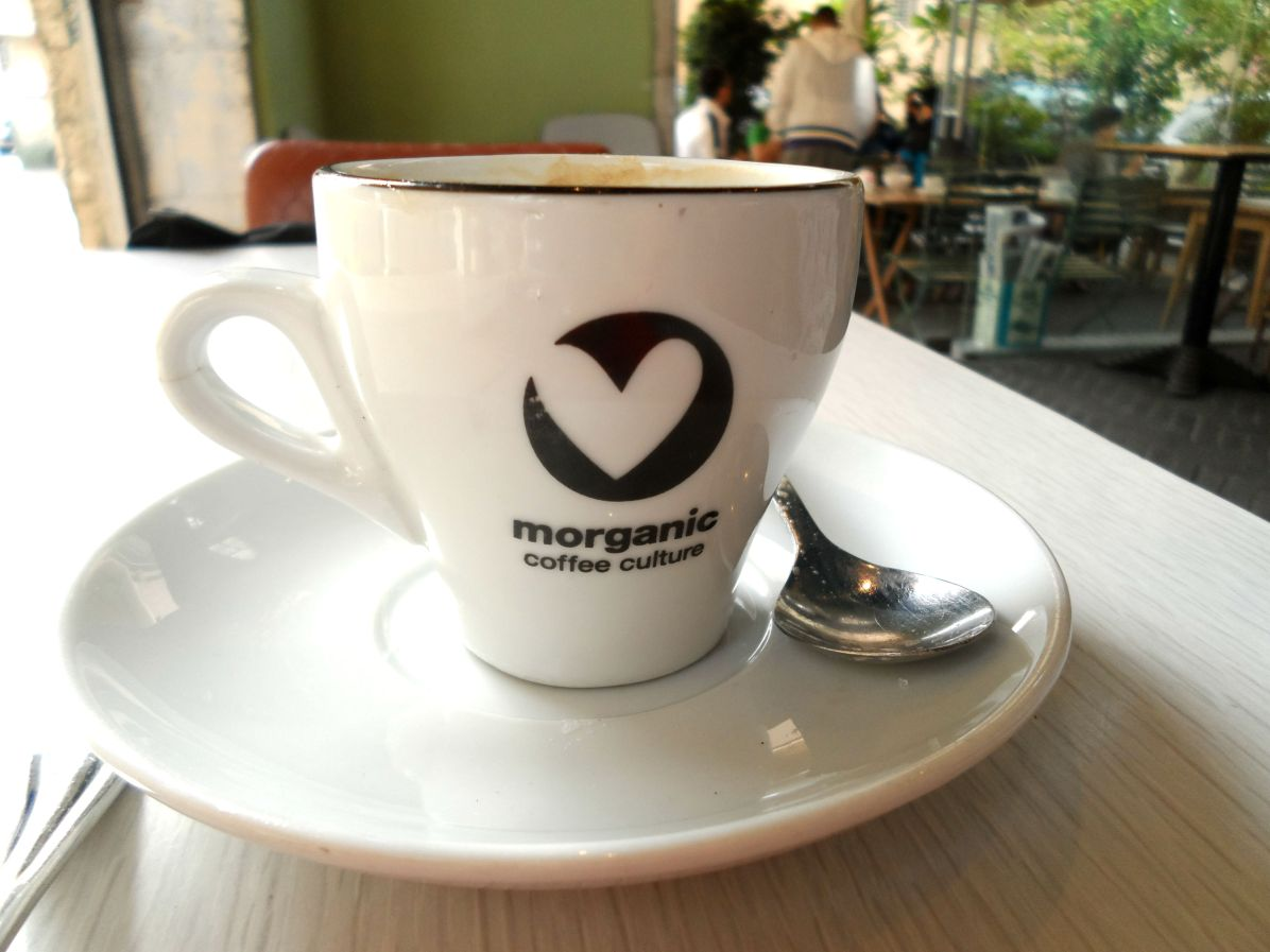 Nelly Kitchen: Coffee