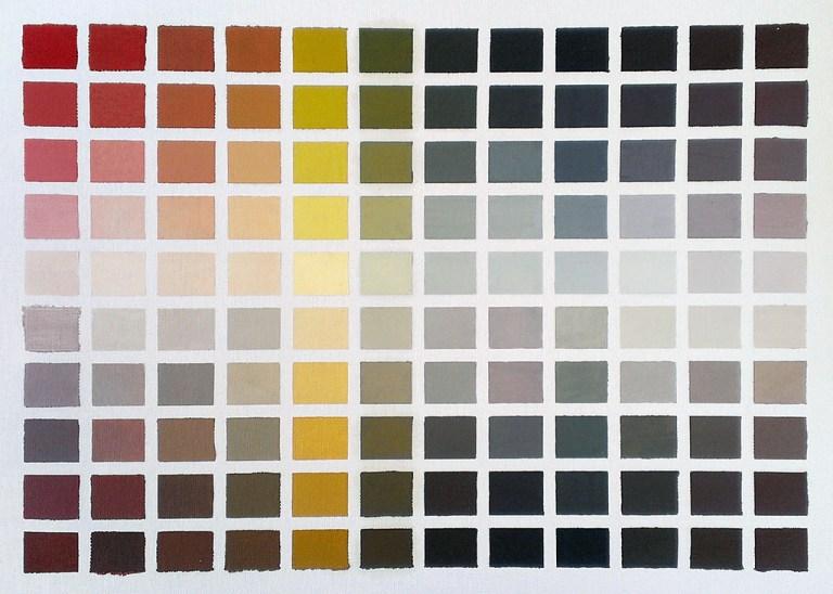 The Zorn Palette
