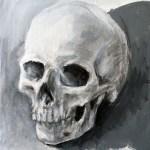 Skull Value Study 1