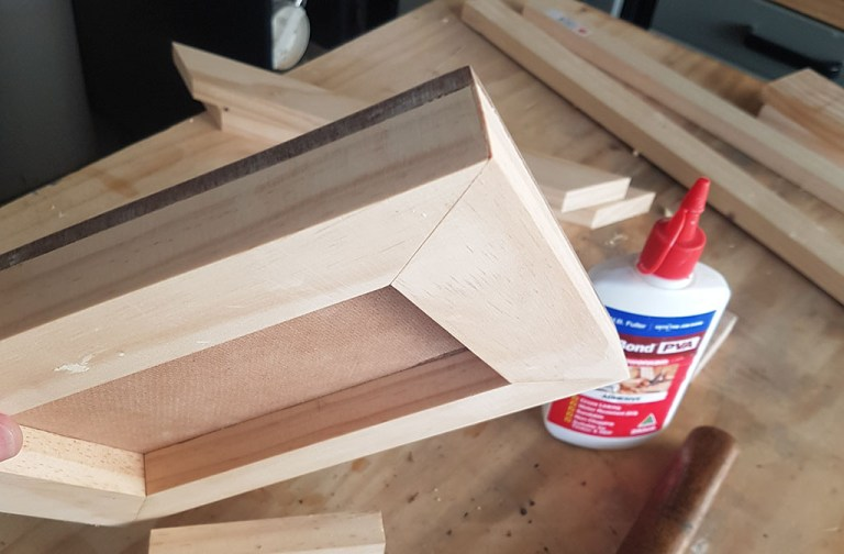 DIY Wooden Panels