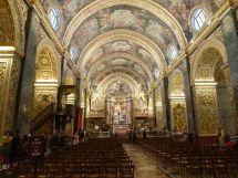 Timediver - Malta La Valletta St. Johns -cathedral