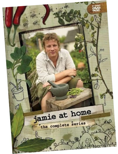 DVD Choice - Jamie At Home