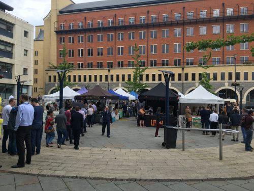 Temple Quay Market