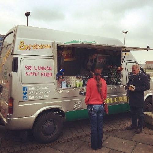 """Sri-Licious"" Street Food"