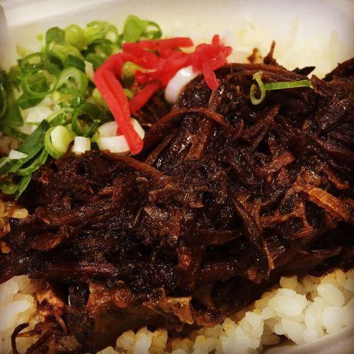 Donburi Beef
