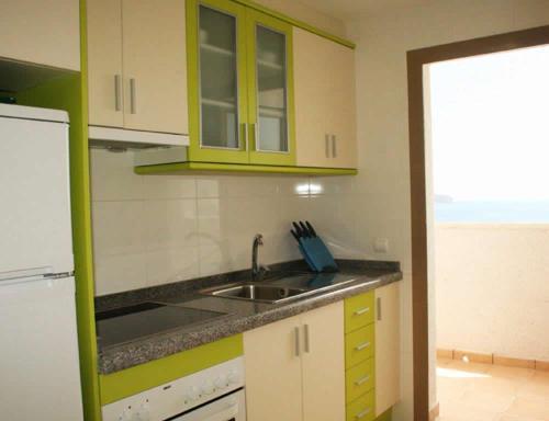 Esmeralda Suites Kitchen