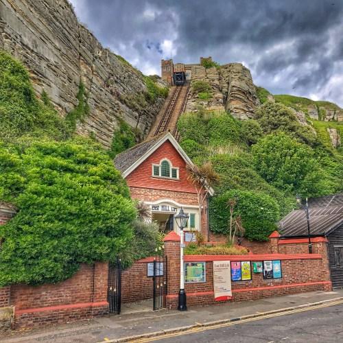Hastings East Hill Lift