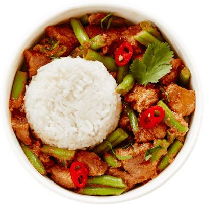 Pad Prik King Pork
