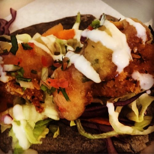 Crispy Chicken Taco