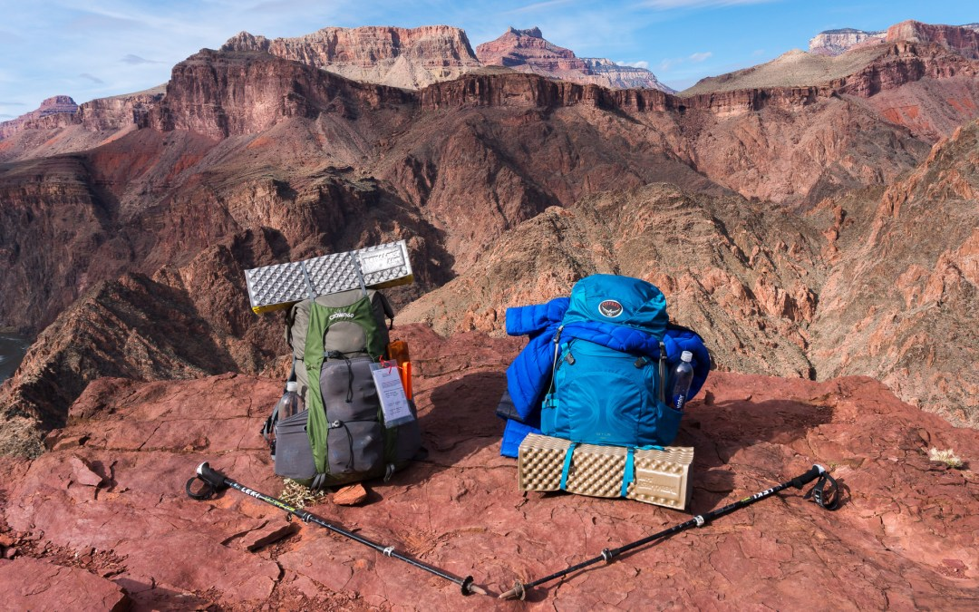 Pacific Crest Trail Gear