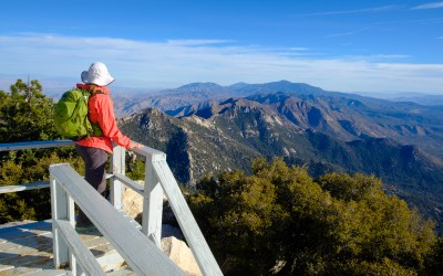 Tahquitz Peak via South Ridge Trail