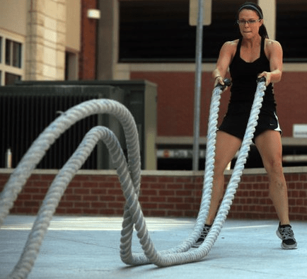Benefits of Battle Ropes Plus My Top Fitness Tips