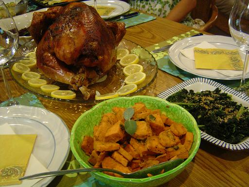 thanksgiving-kale