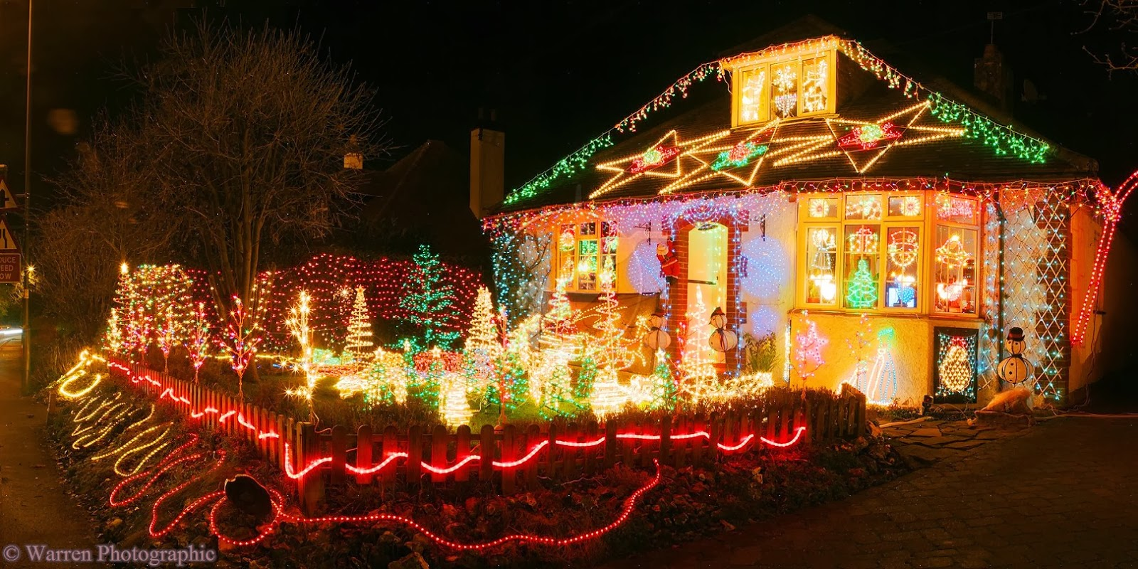 Christmas Light Displays 2017