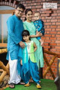Budget Outdoor Family Photography in Pune