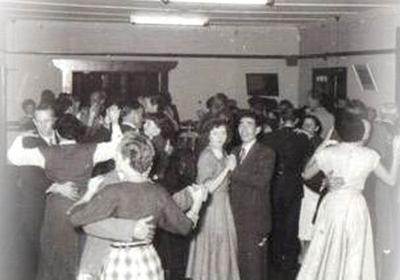 Headlands Hotel dancing 1950s