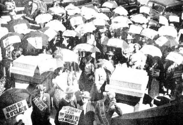 temperance gathering 1938 adelaide