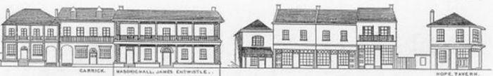 hope tavern Sydney 1840s