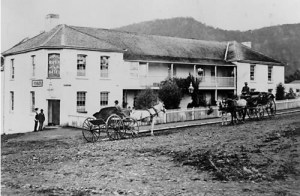 The Bush Inn C1900