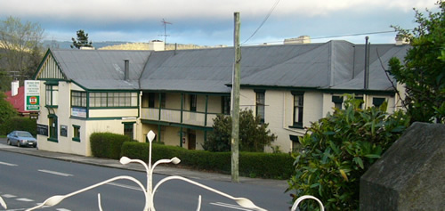 The Bush Inn, New Norfolk, Tasmania 2005
