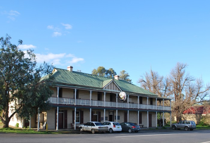 Sir George Tavern, Jugiong NSW