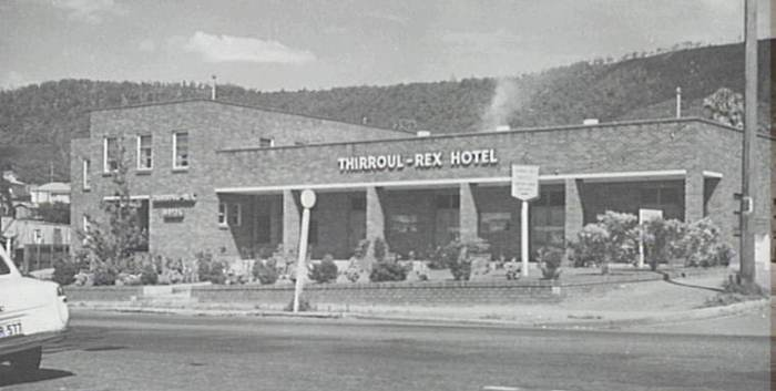The Rex Thirroul