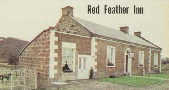 red feather inn tasmania