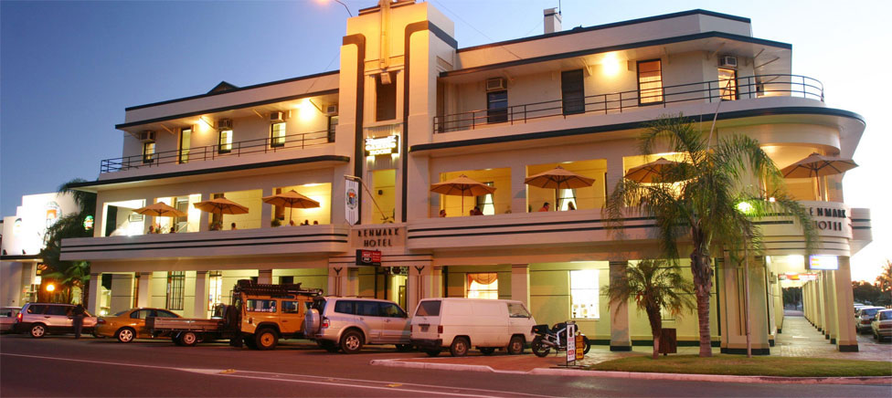 Australia's first and oldest community hotel