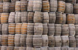 beer barrells