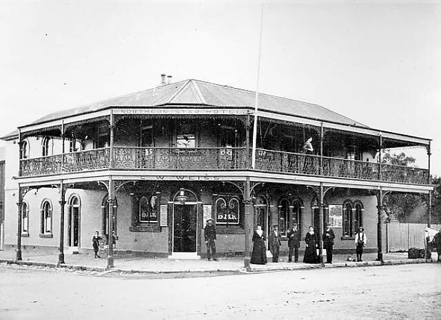 The Northern Star Hotel, Hamilton NSW