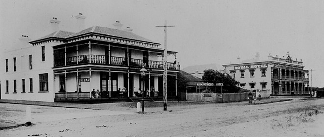Kirkpatricks Hotel, Mornington, Victoria