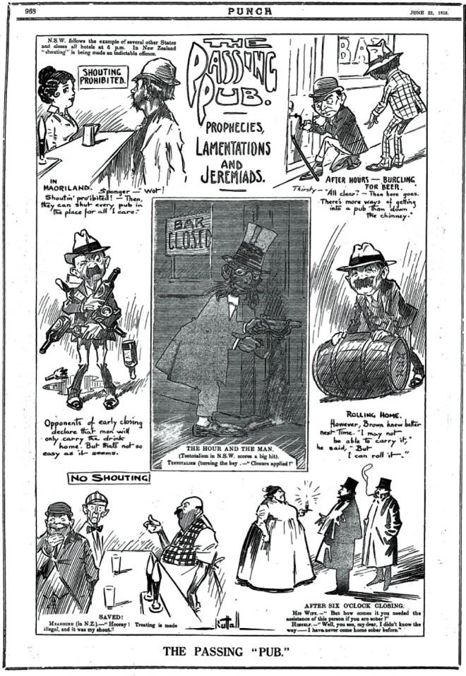 Punch (Melbourne, Vic.) Thursday 22 June 1916